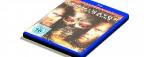 Blue Ray Cover Terminator-4